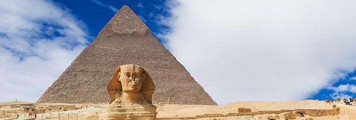 Pirámides Egipto, Giza