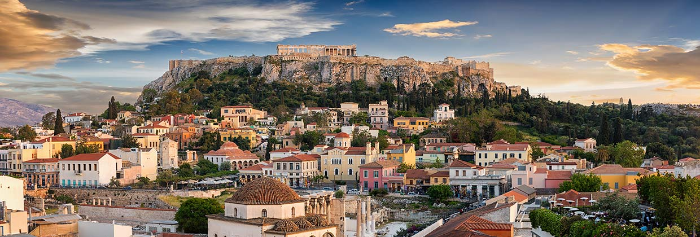 El Puerto del Pireo, Atenas