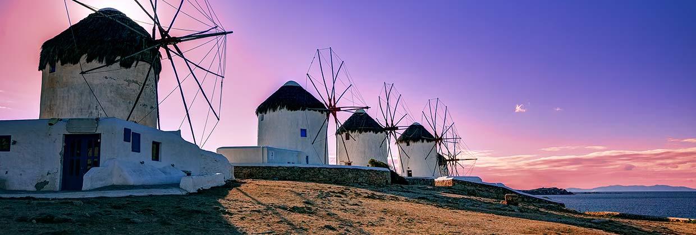 Mykonos, Isla Griega