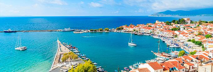 Patmos, Isla Griega, siguiendo los pasos de San Juan